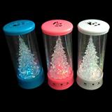 Colorful Christmas Tree Mini Speaker Card