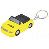 Convertible Car Stress Reliever Keychain