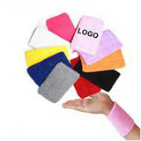 Cotton Terry Wristband