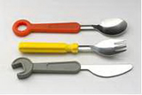 Creative Three Piece Cutlery Set/Kit