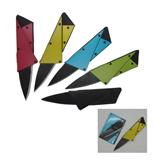 Credit Card sharp Folding  Knife
