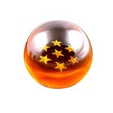 Crystal Resin Clear Ball