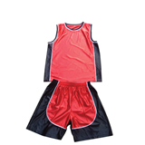 Custom Basketball Traning Vest And Shirt