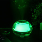 Custom Crystal Humidifier with night light