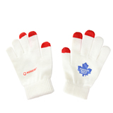 Custom Full Color Printing  Winter Touch Screen Gloves