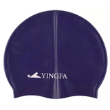 Custom Logo High Quality Adult Or Kid Size Silicone Swim Cap