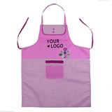 Custom Logo Printed Waterproof Apron