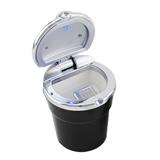 Custom Metal Car Ashtray with LED;Car Tobacco Jar