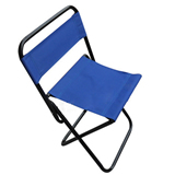 Custom Oxford Cloth Folding Beach Chair