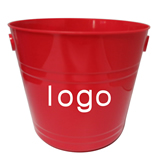 Custom Plastic Ice Bucket Ice Container