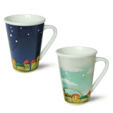 Custom Sensitive Color Changing Mug