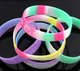 Custom Silicone Wristband