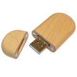Custom Wooden U Disk USB Flash Drive Pen Drive