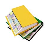 Customized LOGO Notepad Slant Memo Notes