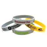 Customized Logo Silicone Wristband,silicone bracelet