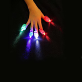 Dazzling Toys LED Bright Finger Flashlights 4 Lights in a Pa