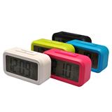 Digital LCD Screen Mini Desktop LED Alarm Clock