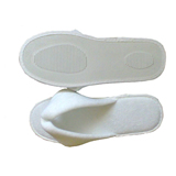 Disposable Terry Towelling Cloth Flip Flop