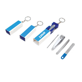 Drawer Typed Nail Clippers SET With Keychain