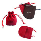 Drawstring Velvet  Bag for quality jewelry