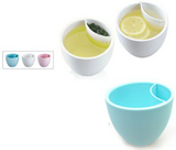 Eco-friendly and Recyclable Filter Tea Cup/Mug