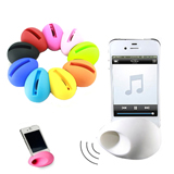 Egg-shaped Phone Speaker Amplifier