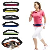 Elastic Sports Belt Bag