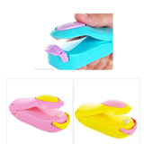 Fashion Mini Portable Plastic Food Bag Handheld Heat Sealer