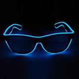 Fashionable Light up LED glasses;Flashing LED Party Glasses
