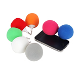 Fashional Mini Foam Speaker, Portable Mini Speaker