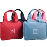 Fashional and Portable Nylon Travel Makeup Bag