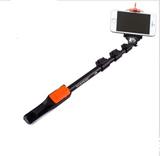 Focusable bluethooth selfie sticks,Selfie monopod Bluetooth