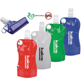 Foldable Kettle, Sports Water Bags with Carabiner