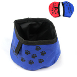 Folding Dog Bowl;Foldable Pet Bowl;Custom Pet Bowl