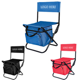 Folding Fishing Chairs with Cooler Bag