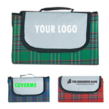 Folding Picnic Mat With Logo