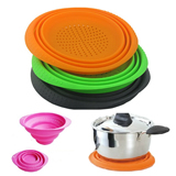 Folding Silicone Basket