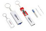 Four-in-One Beauty-care Suits Key Chain
