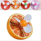 Fruit Electric Fan