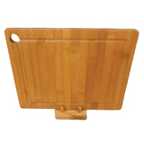 Greenlite UTILITY Bamboo Cutting Board, Chopping Board