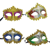 Halloween Costume Party Masks, Shining Dancing Mask