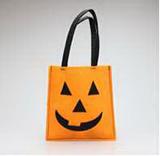 Halloween Non-Woven Tote Bag