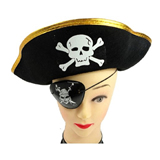 Hallowmas Pirate Hat