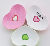 Heart Shape Soap Dish/Case