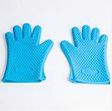 Heat-insulated Silicone Glove