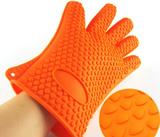Heat-insulated Silicone Glove