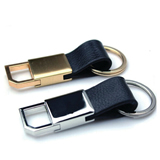 High End Taste Genuine Leather Keychains