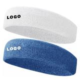 High Quality Fashion Terry Cloth High Stretchy Sport Headban