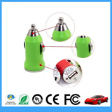 High quality Universal USB Mini Car Charger Adapter CE