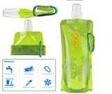 Hot Gift Item Plastic Collapsible Water Bottle in Sport